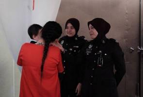 Kasih keluarga 'buka' pintu penjara di Tahun Baru Cina