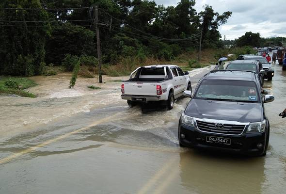 Banjir di Kelantan beransur reda, jumlah mangsa menurun