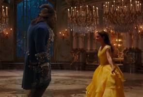 Tayangan filem 'Beauty and the Beast' di Malaysia ditangguh