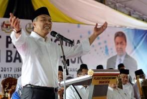 Usaha SPRM banteras rasuah bukan bermusim - Ahmad Zahid