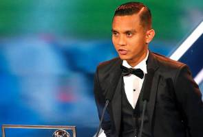 Puskas Award: I am so proud of Faiz - Khairy
