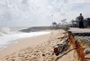 Tengkujuh: Nelayan dinasihat tidak turun ke laut
