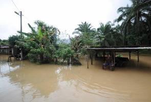 Mangsa banjir di Pahang kian meningkat