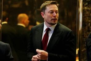 Elon Musk letak jawatan Pengerusi Tesla, bayar denda AS$20 juta