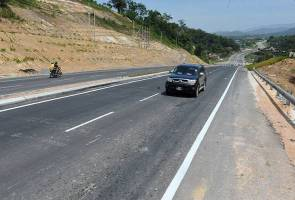 Malaysia Day: Pan Borneo highway, no ordinary road