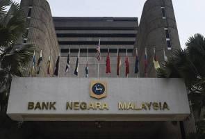 BNM's international reserves at US$95.7 bln as at April 14