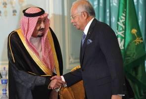 Lawatan PM Najib ke Arab Saudi atas jemputan Raja Salman - Pejabat PM