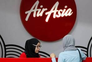 AirAsia akan mansuhkan bayaran pemprosesan mulai Oktober 2