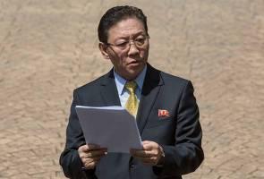 North Korean Ambassador rude - Hishammuddin
