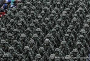 "Ketenteraan paling lemah di Asia Tenggara: ""Jadikan Malaysia 'great again'"" - Mat Sabu"