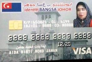 Student detained on suspicion of uploading document on Bangsa Johor IC