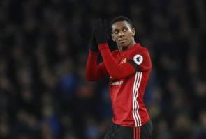 Martial nafi bakal angkat kaki menjelang jadual padat United