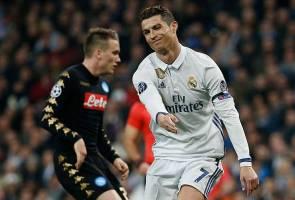 Real Madrid tanpa Ronaldo menentang Eibar