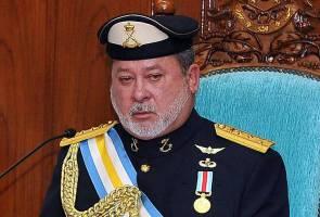 Gelaran 'His Majesty' akan digunakan untuk Sultan Johor