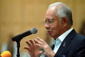 Jangan jadi musuh dalam selimut - PM Najib