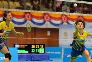 Malaysia's challenge ends at Swiss Open Badminton meet