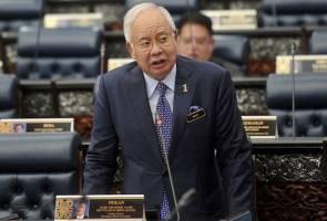 Najib wants 'economic sabotage' to be stopped
