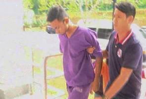 Padah rogol dan liwat, operator kilang dihukum penjara 24 tahun, 20 sebatan