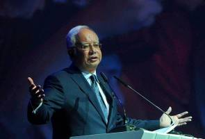 2017 GDP to be slightly higher than 4.2 pct, says PM Najib