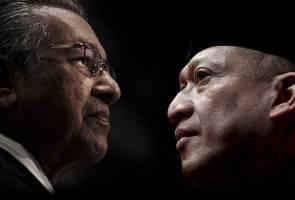 Police say no to Dr Mahathir-Nazri debate