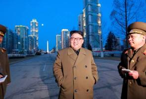 North Korea's Kim Jong Un says engine test is 'new birth' of rocket industry