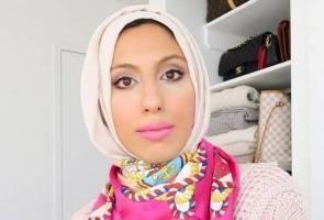 Melanie Elturk sertai Minggu Fesyen Islamik Asia 2017