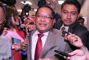 Shabudin mulls taking legal action over 'misleading' press reports