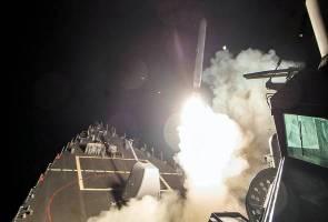 Amerika Syarikat kini sekutu kepada 'organisasi pengganas' - Tentera Syria