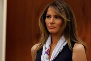 Melania Trump buang ketumbuhan buah pinggang