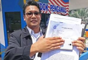 NewGen Party lodges police report against former office bearer