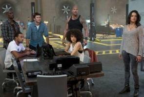 'The Fate of the Furious' is the movie we'll use to explain 2017 to future generations