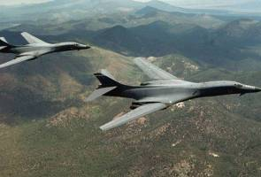 China urges restraint after US bombers flew over Korean peninsula