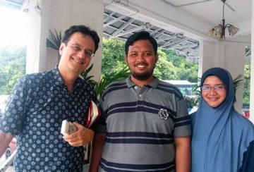 'Peperangan Budaya': Afiq dan Muna