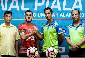Nidzam intai kejuaraan sulung Piala FA bersama Kedah