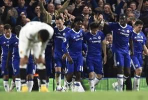 Conte benarkan bintang The Blues tinggalkan Stamford Bridge