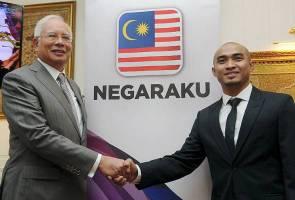 PM Najib mahu Azizulhasni jadi contoh ikutan generasi muda