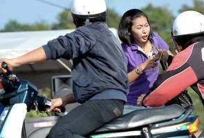 Polis Taiping tingkatkan pemeriksaan bendung jenayah ragut