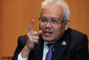 Bersatu members warned against mocking party logo - Hamzah