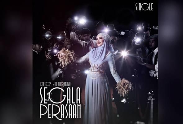 'SimetriSiti' buah tangan terbaharu Datuk Siti Nurhaliza untuk peminat