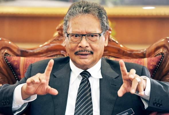 [EKSKLUSIF] Apandi Ali umum letak jawatan, tak rela jadi 'kuda tunggangan' dalam UMNO
