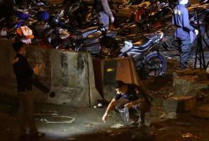 PM Najib condemns attack in Jakarta