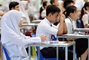 Dakwaan kertas SPM Bahasa Melayu, Matematik, Bahasa Cina bocor tidak benar