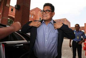 Zakaria Arshad back at FGV from Oct 16