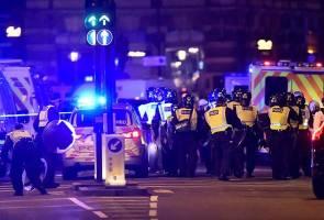 Malaysia condemns terror attacks in London