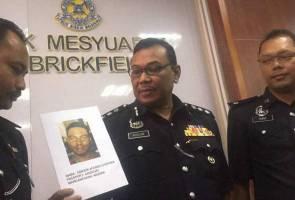 Polis buru teman lelaki ibu mangsa dera