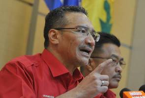 Dr Mahathir has run out of ideas - Hishammuddin
