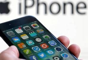 Sengaja perlahankan iPhone, Apple berdepan sembilan saman
