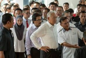 TRX City: PM Najib satisfied with pace of development