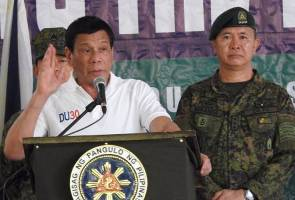 Philippines' Duterte says will never visit 'lousy' United States
