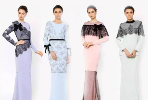 Lima Trend Por Kuasai Fesyen Raya 2017